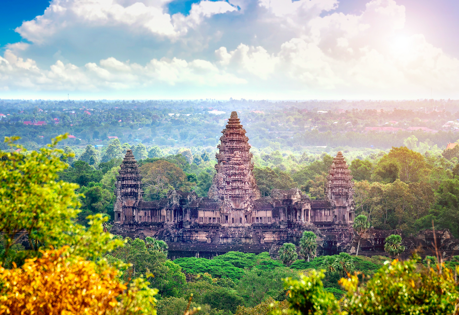 How to do Angkor?