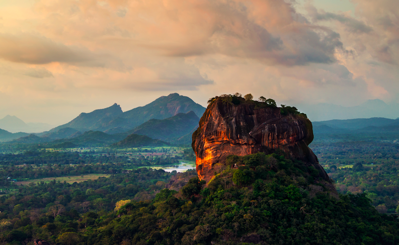 Sri Lanka Panorama