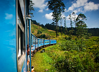 Sri Lanka's Hill Country by Rail