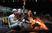 Bedouin Encounter