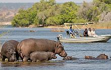 Botswana Luxury Safari Victoria Falls