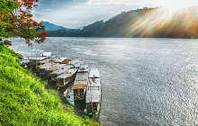 Journey through Laos
