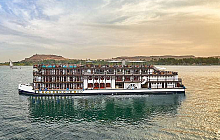 Luxury Nile Steamer Cruise