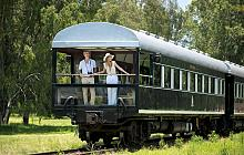 Rovos Rail Luxury Journey
