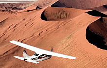 Skeleton Coast Flying Safari Unique Adventure