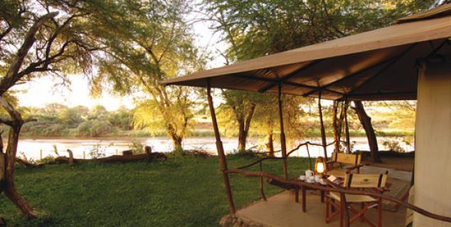 Larsens Camp Kenya