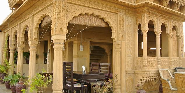 Hotel Garh Jaisal Haveli Jasmine Holidays