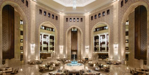 Al Bustan Palace By Ritz Carlton Oman Jasmine Holidays