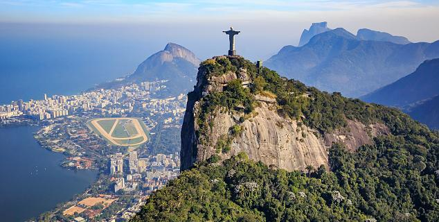 Corcovado Mountain, Brazil