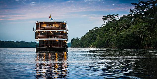 Cruise the Amazon