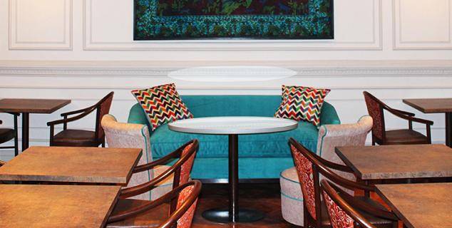 Matildas hotel boutique jasmine holidays for Comedor vintage chile