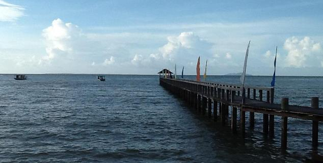 Divers Jetty