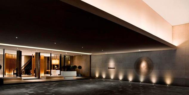 Upper House Hotel Hong Kong Jasmine Holidays
