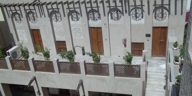 Ahmedia heritage guesthouse dubai jasmine holidays for House boutique hotel dubai