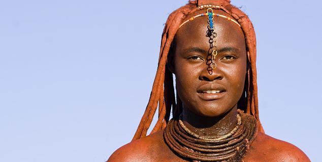 the himba namibia