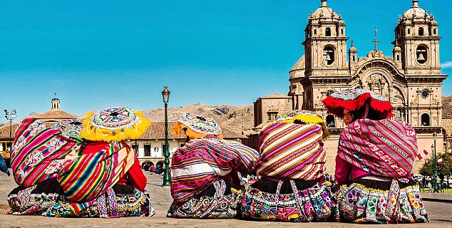 Meet the Locals in Cusco