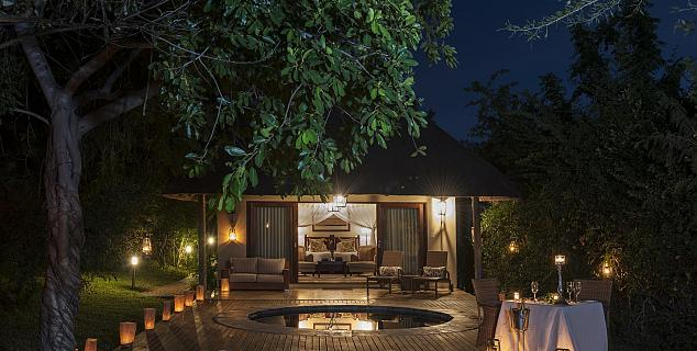 Private Dining at Savannah, Kruger