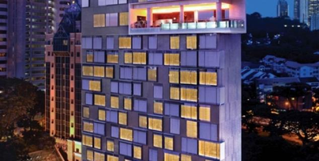Quincy hotel singapore jasmine holidays for Appart hotel quincy