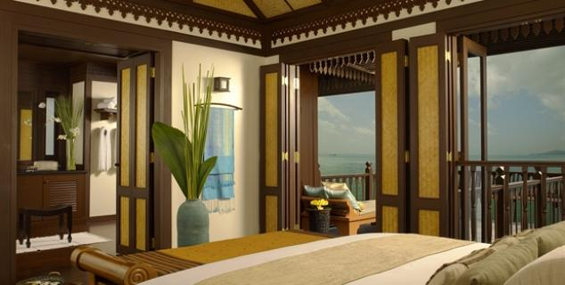 Spa Villa Bedroom