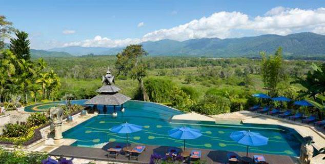 Anantara Golden Triangle Resort Jasmine Holidays