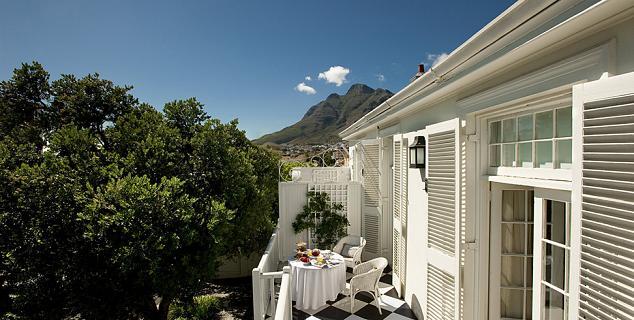 Cape cadogan cape town jasmine holidays for Terrace hotel breakfast