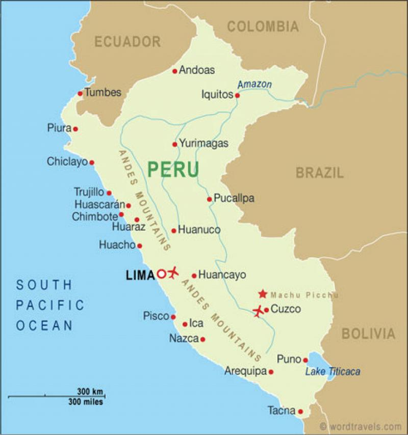 Peru | Jasmine Holidays