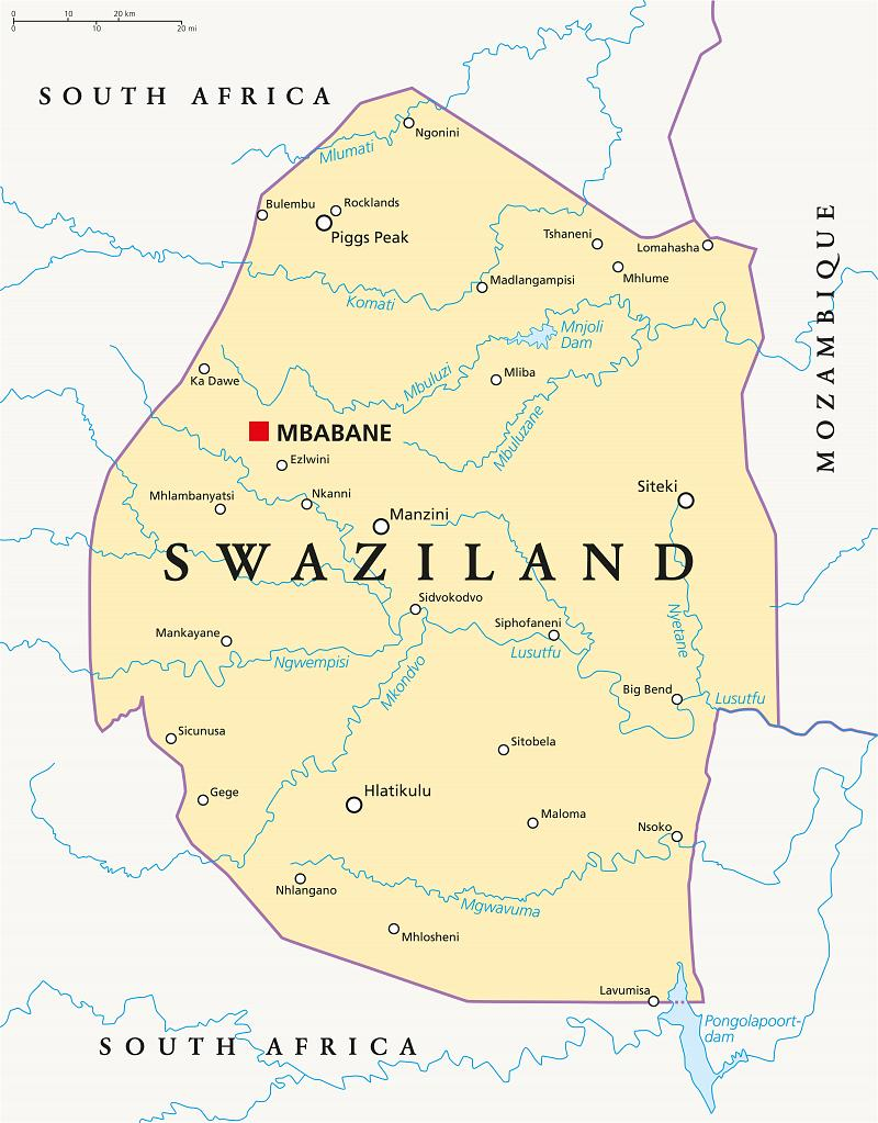 Swaziland — History and Culture